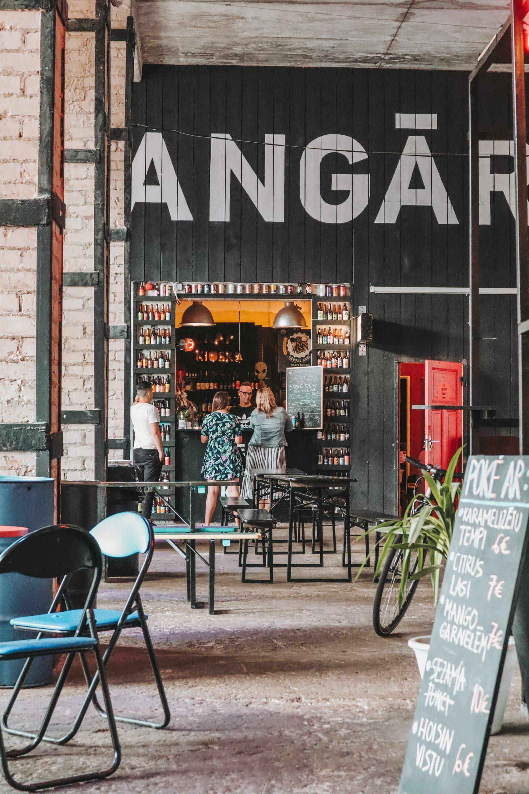 Visiting Riga: Tallinas ielas kvartals